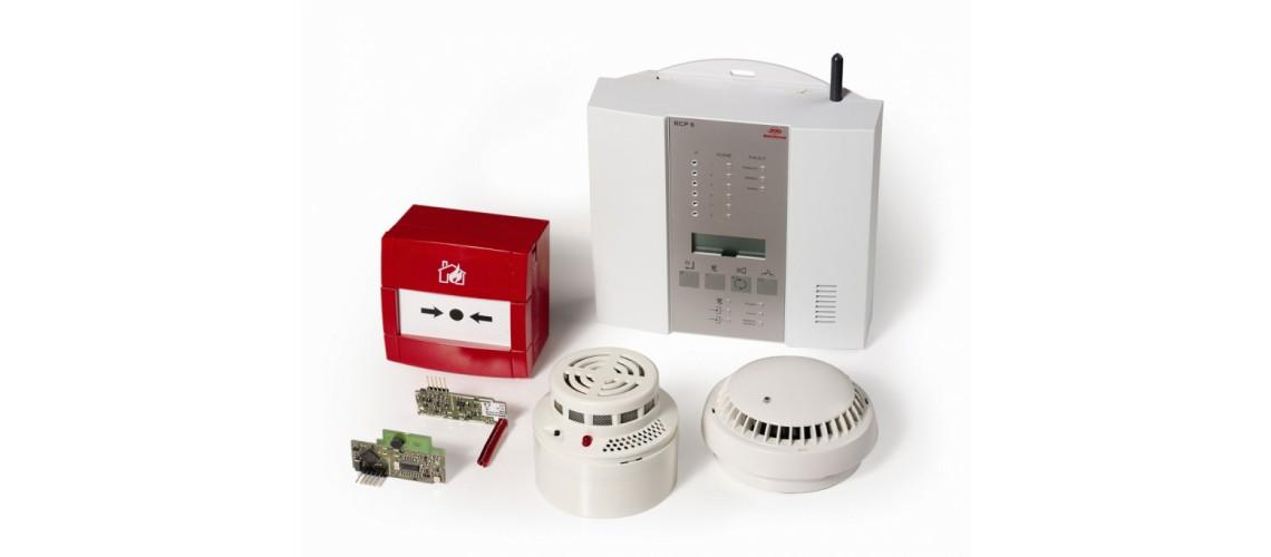 Пожарная и охранная сигнализации